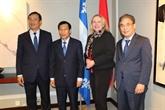 Renforcer la coopération entre le Vietnam et la province canadienne de Québec