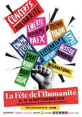 Le journal Nhân Dân présent à la Fête de l'Humanité 2018