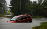 Après l'ouragan, les inondations menacent dans l'Est des États-Unis