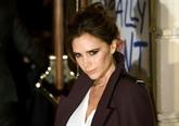 Victoria Beckham fête ses 10 ans dans la mode avec un premier défilé à Londres