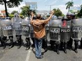 Deux blessés par balle lors d'une manifestation anti-Ortega