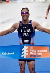 Vincent Luis s'impose à Gold Coast et devient vice-champion du monde