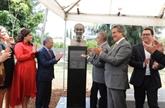 Inauguration d'un buste du Président Hô Chi Minh à Guadalajara