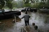 Alerte aux inondations meurtrières dans le Sud-Est des États-Unis