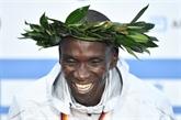 Marathon de Berlin: le roi Kipchoge pulvérise le record du monde