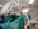 Hôpital Vietnam - Cuba de Dông Hoi, un
