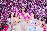 Miss Vietnam 2018: Trân Tiêu Vy, nouvelle reine de la beauté du Vietnam