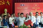 Diên Biên et Luang Prabang renforcent leur coopération dans le tourisme