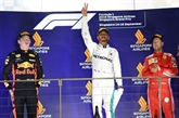 Grand Prix de Singapour: Hamilton et Mercedes creusent l'écart