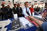 Produits dérivés de l'Élysée: près de 350.000 euros de produits vendus