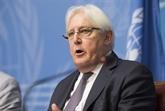 L'envoyé spécial de l'ONU arrive dans la capitale yéménite