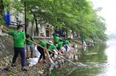 La Journée de nettoyage du monde célébrée au Vietnam