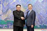 Sommet intercoréen: rencontre Moon - Kim pour bâtir la confiance