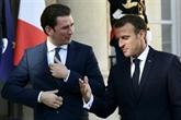 Migrants: Kurz veut un sommet UE - Afrique, Macron insiste sur les expulsions