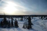 La fonte du permafrost menace la lutte contre le réchauffement climatique