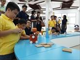 Inauguration d'un espace de technologie pour les enfants à Hô Chi Minh-Ville