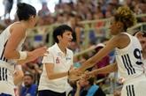 Basket: les Françaises craquent sur la fin contre les Américaines