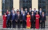 Vietnam-Chine: renforcement de la coopération entre les Cours suprêmes