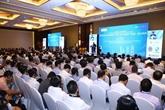 Le Sommet des villes intelligentes s'ouvre à Hanoï
