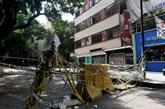 Au Mexique, une même date anniversaire pour deux séismes meurtriers