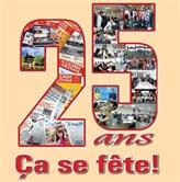 1993-2018: 25 bougies et des milliers de souvenirs