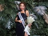 Kha Trang, gagnante du Concours international des mannequins 2018