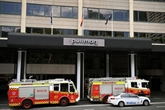 Huit personnes intoxiquées par des effluves chimiques dans un hôtel de Sydney