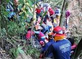 Équateur: 12 morts et 23 blessés dans un accident d'autocar