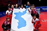 Séoul et Pyongyang annoncent une candidature commune pour organiser l'édition 2032