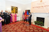 Les États-Unis s'engagent à intensifier les relations avec le Vietnam
