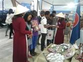 Présentation des produits vietnamiens au Mozambique et au Madagascar