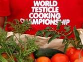 En Serbie, concours de cuisine de testicules