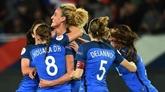 Les Françaises implacables face aux Mexicaines 4-0