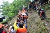 Philippines: au moins trois morts dans un nouveau glissement de terrain
