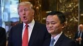 Un million d'emplois? Le patron d'Alibaba renie sa promesse à Trump