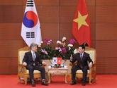 Audit: le Vietnam et la République de Corée renforcent leur coopération