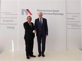 Le vice-Premier ministre Truong Hoà Binh en visite officielle en Pologne