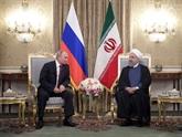 L'Iran poursuit sa coopération nucléaire avec la Russie