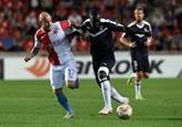 Ligue Europa - Bordeaux part du mauvais pied à Prague