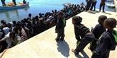 Plus de 3.800 familles libyennes fuient les violences à Tripoli