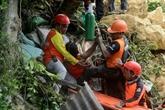 Philippines: au moins 22 morts dans le glissement de terrain à Cebu
