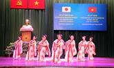 Hô Chi Minh-Ville marque les 45 ans des relations diplomatiques entre le Vietnam et le Japon