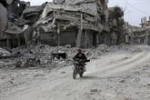 Syrie: des roquettes lancées par des opposants ciblent la ville d'Alep