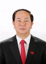 Condoléances au Vietnam pour le décès du président Trân Dai Quang