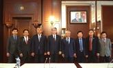 Renforcer les relations parlementaires avec l'Azerbaïdjan