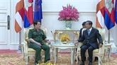 Défense: le Vietnam renforce sa coopération avec le Cambodge