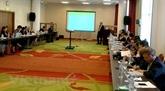 Colloque international sur la Mer Orientale à Moscou