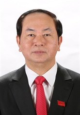 Les pays d'Amérique latine louent le rôle du président vietnamien Trân Dai Quang