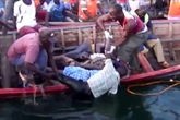Naufrage en Tanzanie: le bilan atteint 218 morts, un survivant extrait de l'épave