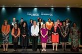 Quinze femmes MAE promettent de se revoir après un sommet